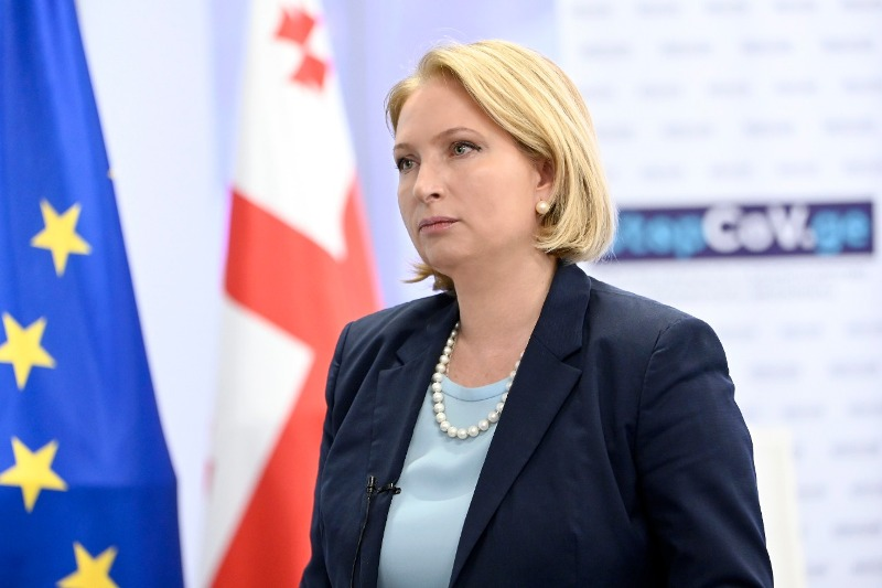 Natia Turnava: Success of Enterprise Georgia proves that our policy is effective in supporting exporters