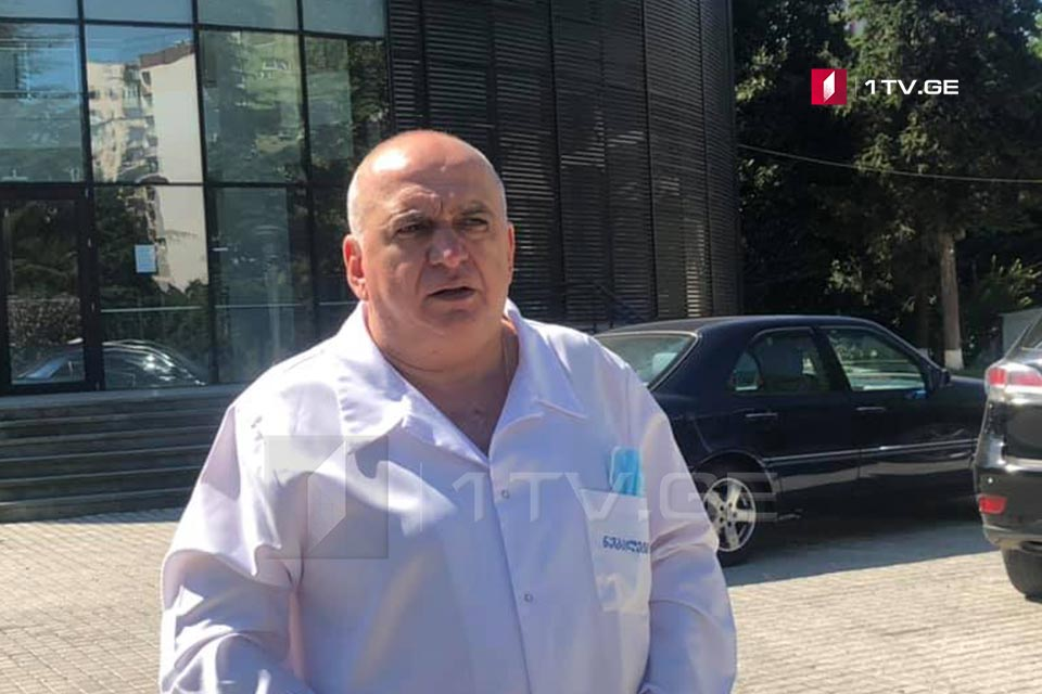 Manager of Batumi Republican Hospital – Large-scale gatherings without waring of face masks and social distancing will bring negative results