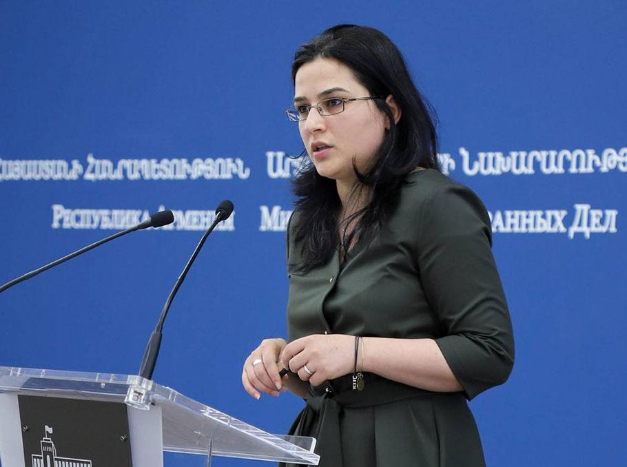 Հայաստանի արտաքին գերատեսչությունում ասում են, որ անրաժեշտ է հրադադարը լինի կայուն