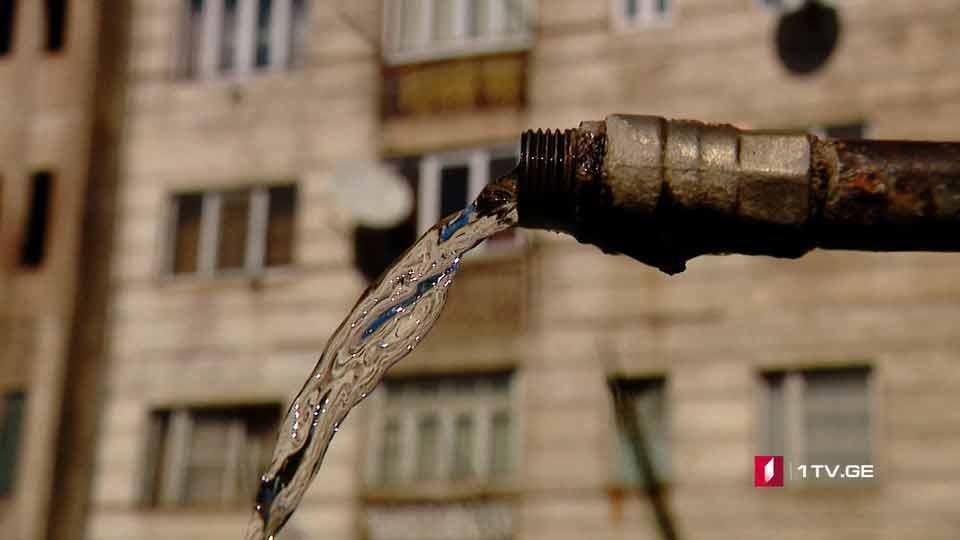 დაბინძურებული სასმელი წყალი