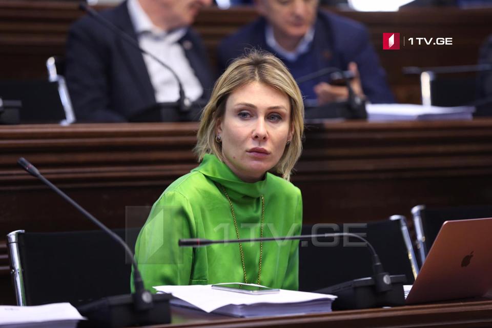 Депутат  Нино Цъилосанийæн  коронавирус сбæлвырд ис