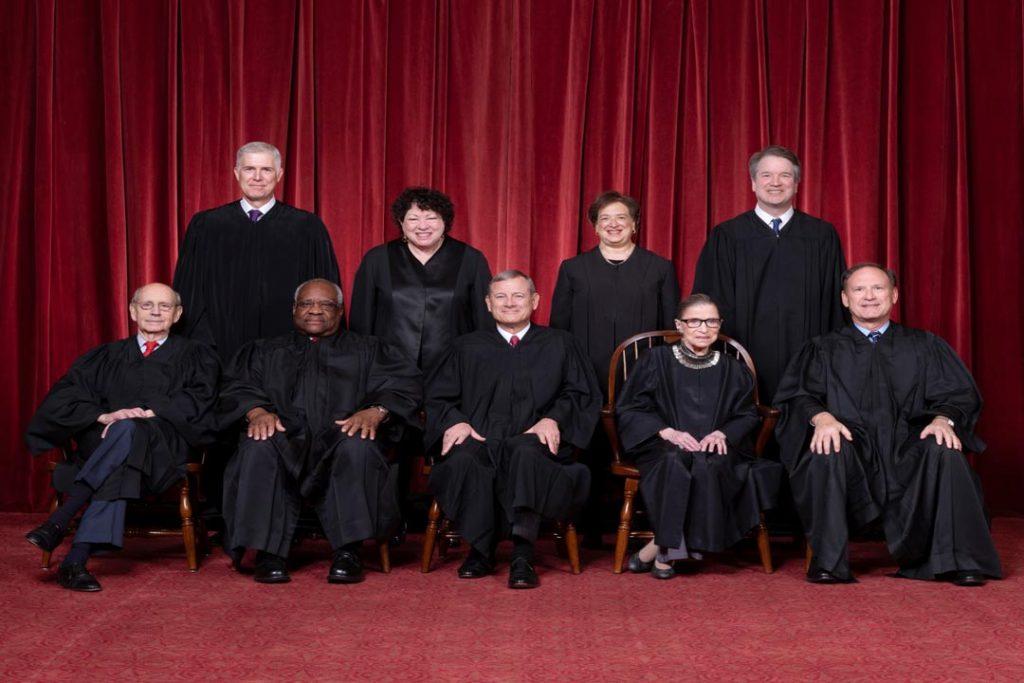 სასამართლოების სისტემა ამერიკაში - ბლოგი მესამე