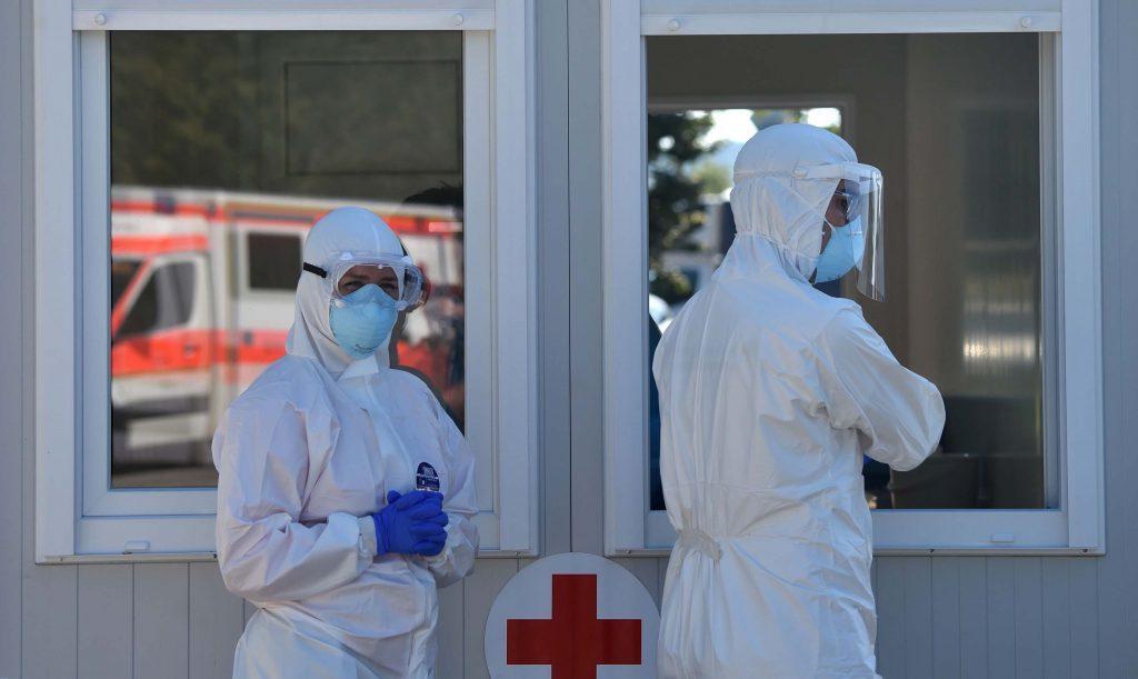 Վերջին 24 ժամում Գերմանիայում արձանագրվել է կորոնավիրուսով վարակման 6 868 նոր դեպք, մահացել է 47 մարդ