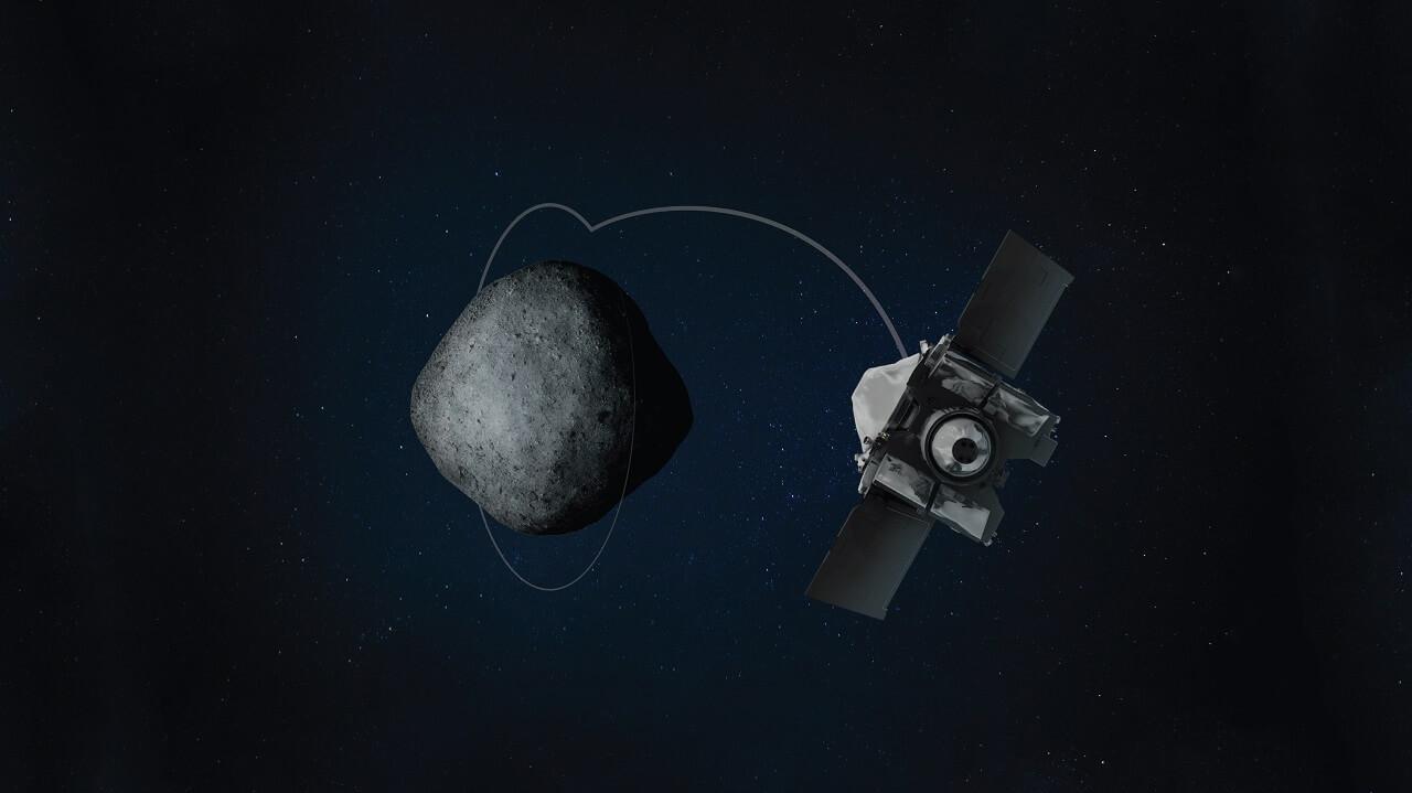 ნასას ხომალდი დღეს შორეულ ასტეროიდზე დაჯდება და ნიმუშებს აიღებს, უყურეთ პროცესს პირდაპირ ეთერში — #1tvმეცნიერება