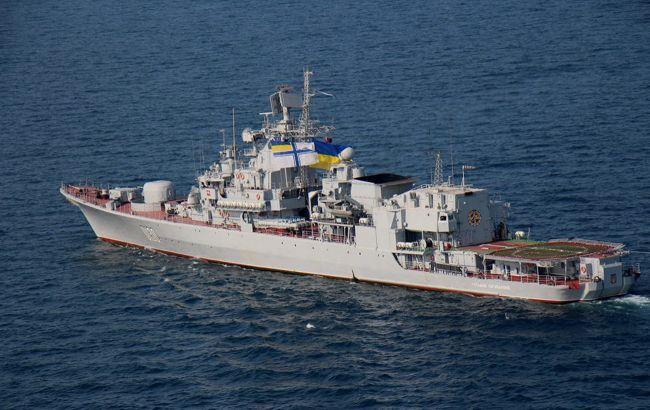 უკრაინა შავი ზღვის რეგიონში ორ სამხედრო საზღვაო ბაზას ააშენებს