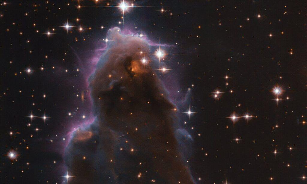 ჰაბლმა გადაიღო, როგორ იბადება ახალი ვარსკვლავი — #1tvმეცნიერება