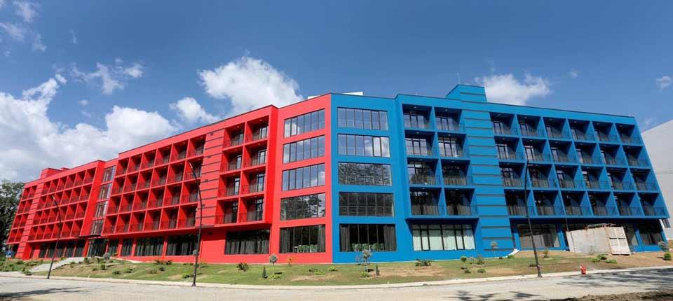Kutaisi International University officially opens