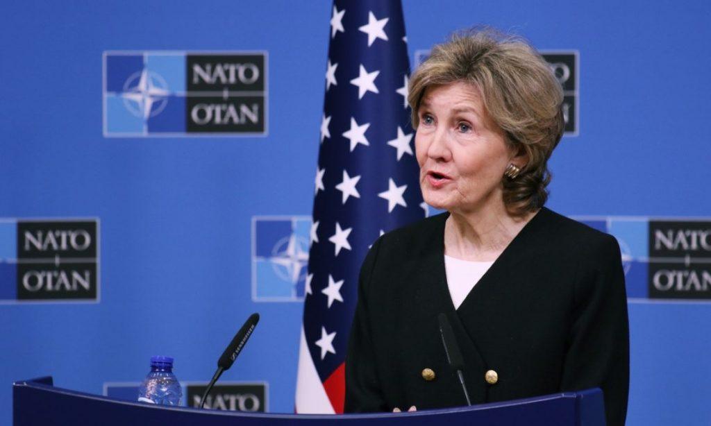 Լեռնային Ղարաբաղի հակամարտությունը ռազմական ճանապարհով չի լուծվի. ՆԱՏՕ-ում ԱՄՆ-ի դեսպան
