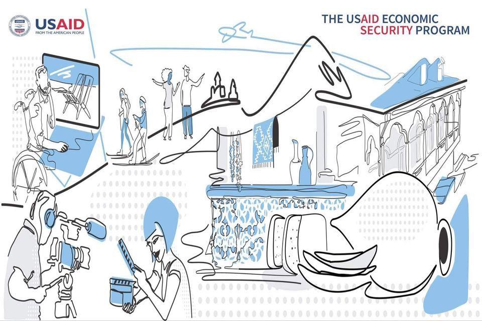 #სახლსიკენ - USAID-ის ეკონომიკური უსაფრთხოების პროგრამა და კომპანია Etsy - ქართველი ხელოვანებისთვის