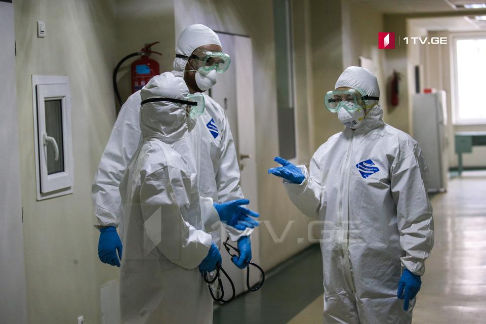 В Грузии выявлено 1 872 новых случаев коронавируса, выздоровели 603 пациентов