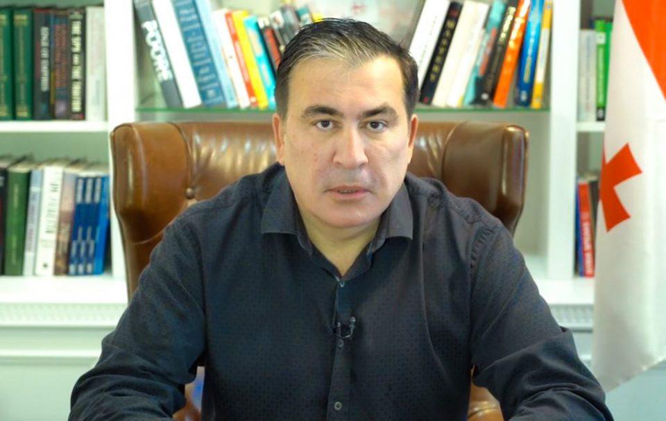 Михаил Саакашвили - Я уверен, что сейчас цифры искусственно раздуваются, чтобы закрыть страну и народ не вернул украденные выборы