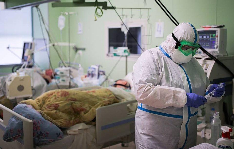 В России выявлен 15 971 новый случай коронавируса, скончались 290 человек