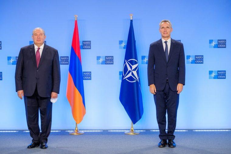 ՆԱՏՕ-ն Ղարաբաղյան հակամարտությունում չի մասնակցում, և Հայաստանը և Ադրբեջանը դաշինքի արժանի գործընկերներն են. Ենս Սթոլթենբերգ