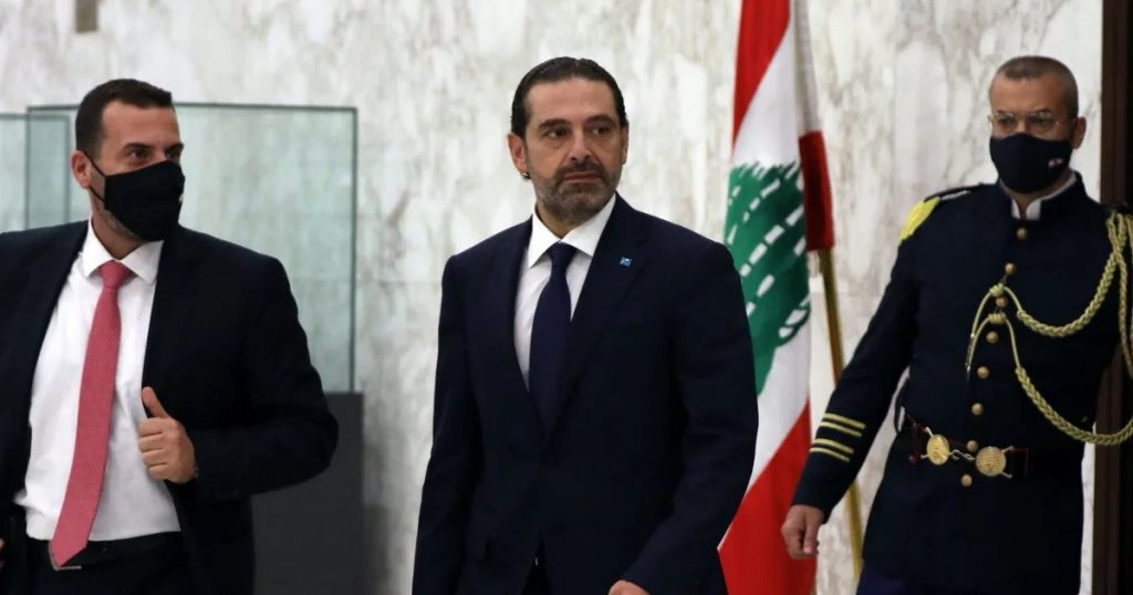 ლიბანის ყოფილ პრემიერ-მინისტრს, საად ჰარირის ქვეყნის ახალი მთავრობის ფორმირება დაევალა