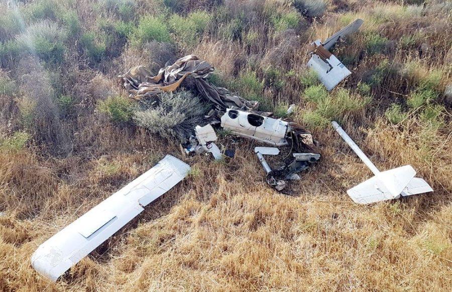 აზერბაიჯანის თავდაცვის სამინისტრო სომხეთის არმიის უპილოტო თვითმფრინავის ჩამოგდების შესახებ იუწყება