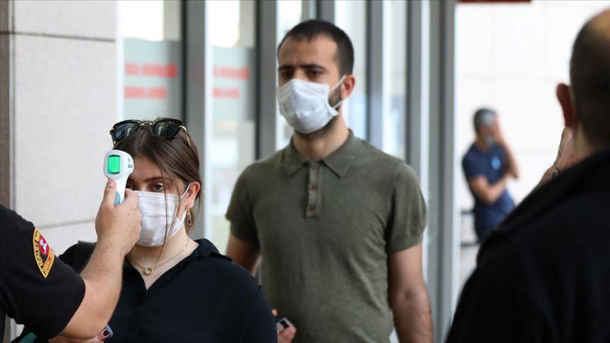 მესამე დღეა, თურქეთში კორონავირუსის შემთხვევების დღიური რაოდენობა 2 000-ს აჭარბებს