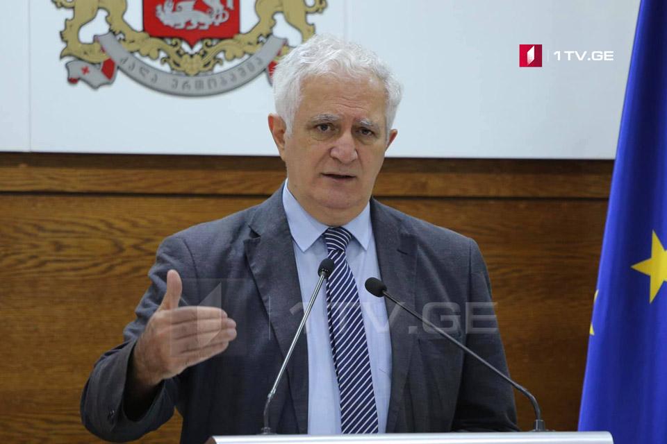 Амиран Гамкрелидзе - Нижайше прошу всех, соблюдайте правила, установленные государством, иначе пандемия не отступает