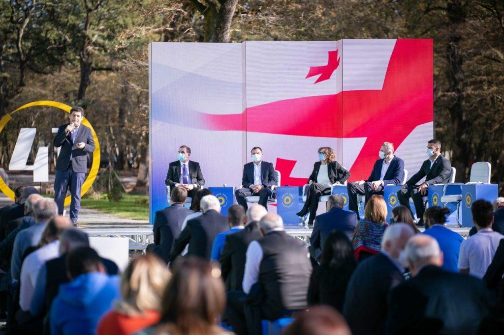 """ბექა დავითულიანი - ინოვაციების ხელშეწყობა იქნება """"ქართული ოცნების"""" ერთ-ერთი მთავარი მიზანი,"""