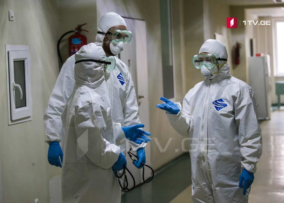 Georgia reports 1 928 new coronavirus cases, 604 recoveries