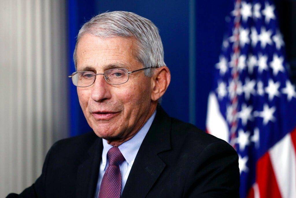 Anthony Fauci: Covid vaccine could come as soon as December