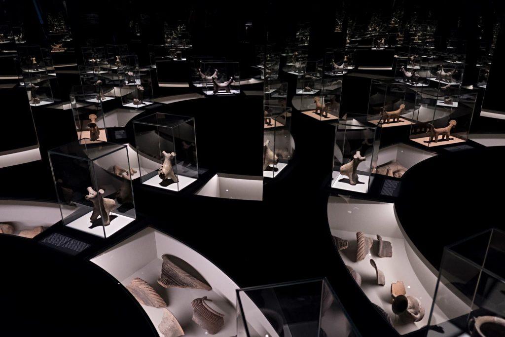 პიკის საათი - ვანის განახლებული არქეოლოგიური მუზეუმი