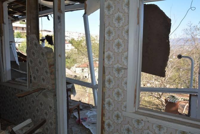 Հայաստանը Ադրբեջանի բանակին մեղադրում է քաղաքացիական բնակավայրերը ռմբակոծելու մեջ