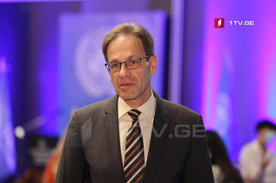 German Ambassador – I am glad that violent incidents reduced