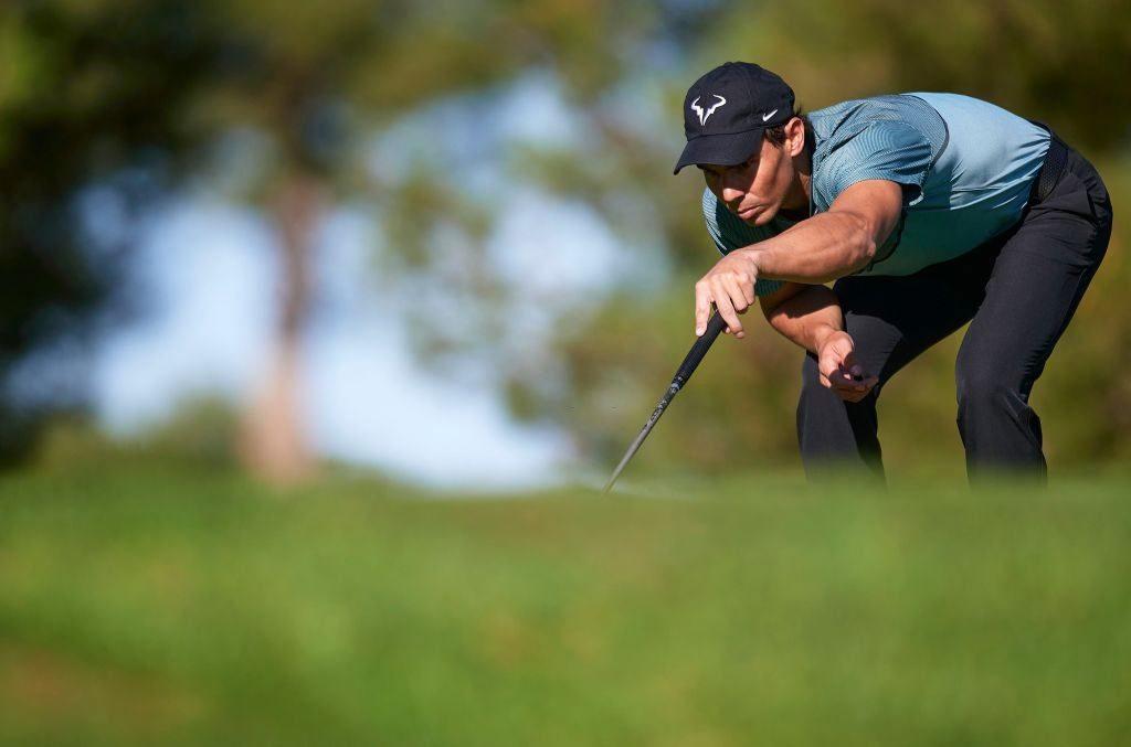 ნადალი გოლფის ტურნირზე მეშვიდე ადგილს იკავებს (ვიდეო)