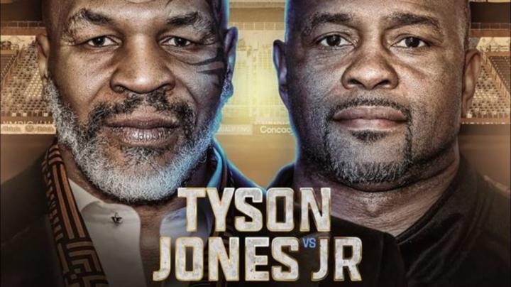 მაიკ ტაისონისა და როი ჯონსის ბრძოლაში სპეციალური ქამარი გათამაშდება
