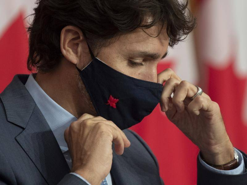 """კანადის პრემიერი ქვეყანაში """"რთულ ზამთარს"""" პროგნოზირებს"""