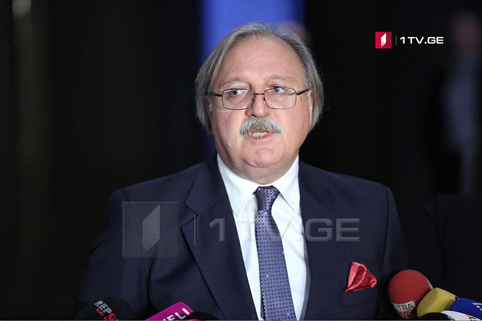 Qriqol Vaşadze bəyan edir ki, birləşmiş müxalifət qarmaqarşıqlıq üçün hazırlaşmır