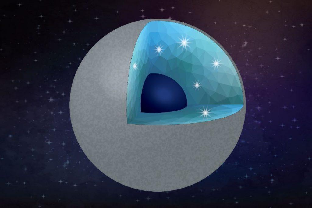 ჩვენს გალაქტიკაში უთვალავი ალმასის პლანეტა უნდა არსებობდეს — ახალი კვლევა #1tvმეცნიერება