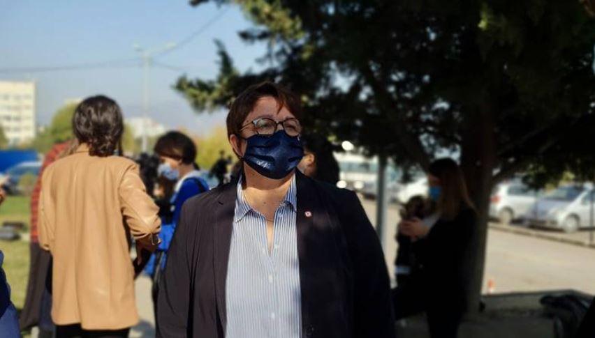საფრანგეთის ეროვნული ასამბლეის წევრი - საქართველოში დემოკრატია არის, ახლა საჭიროა, ხალხი ხმის მისაცემად მივიდეს, რომ ეს დემოკრატია საარჩევნო პროცესში გამოიხატოს
