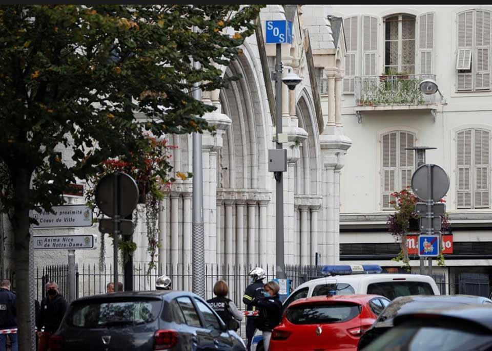 საფრანგეთში შეიარაღებული თავდასხმის შემდეგ უსაფრთხოების ზომები გამკაცრდა