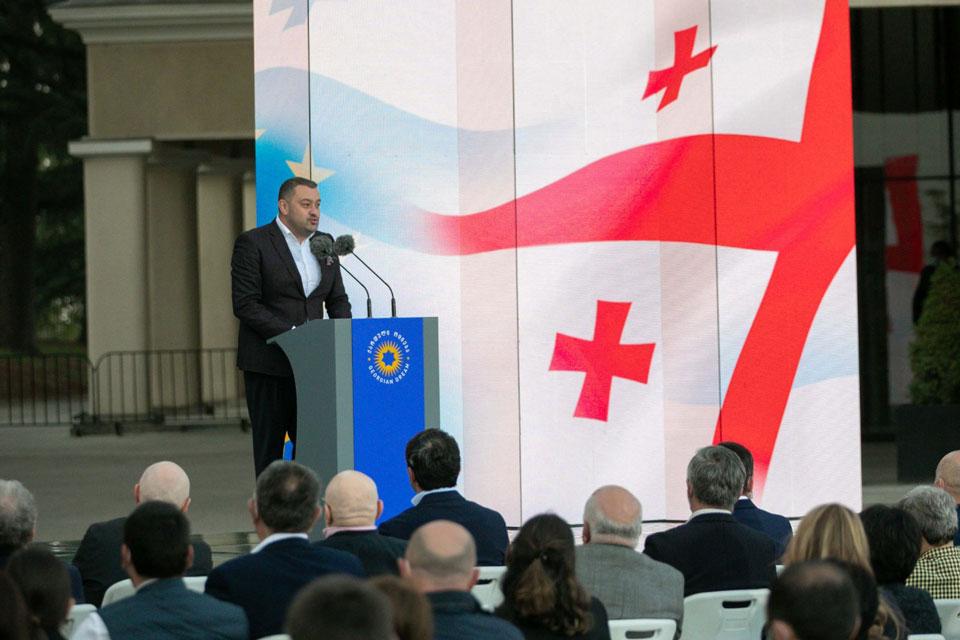 ბექა ოდიშარია -  მოხარული ვიქნები, თუ ქართული დიასპორა ადგილობრივ არჩევნებშიც ჩაერთვება, ამის საშუალებას ყველა დაინტერესებულ დიასპორელს მივცემთ