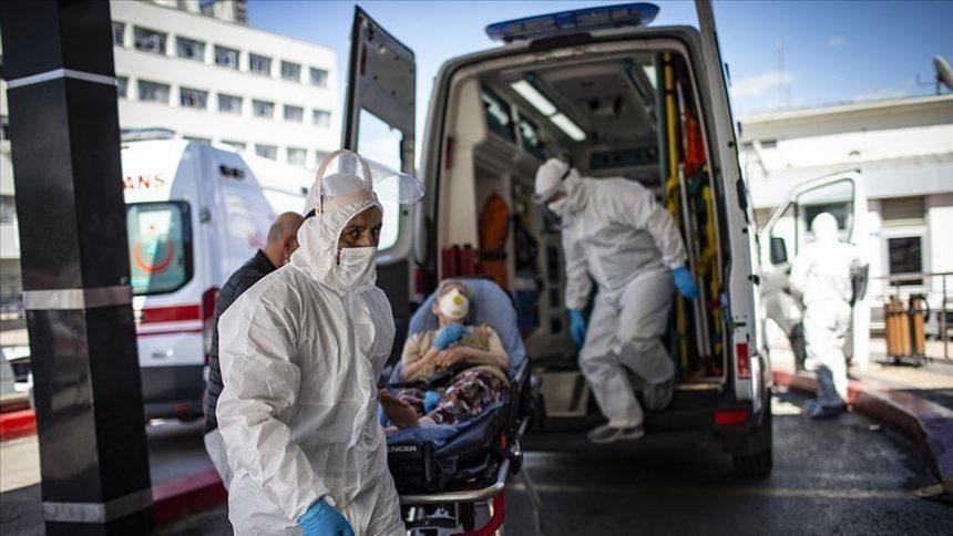 თურქეთში ბოლო 24 საათში კორონავირუსი 2 319 ადამიანს დაუდასტურდა, გამოჯანმრთელდა 1 581 პაციენტი