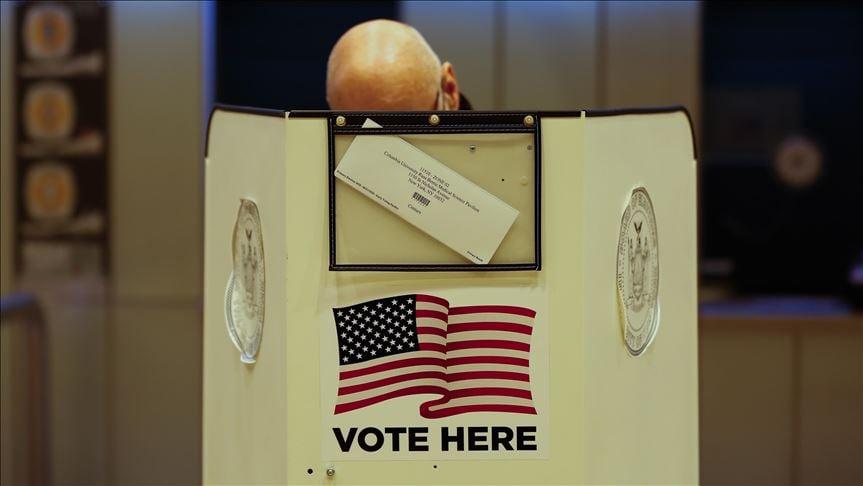 აშშ-ის საპრეზიდენტო არჩევნებში წინასწარი ხმის მიცემის უფლებით რეკორდული რაოდენობის ამომრჩეველმა ისარგებლა