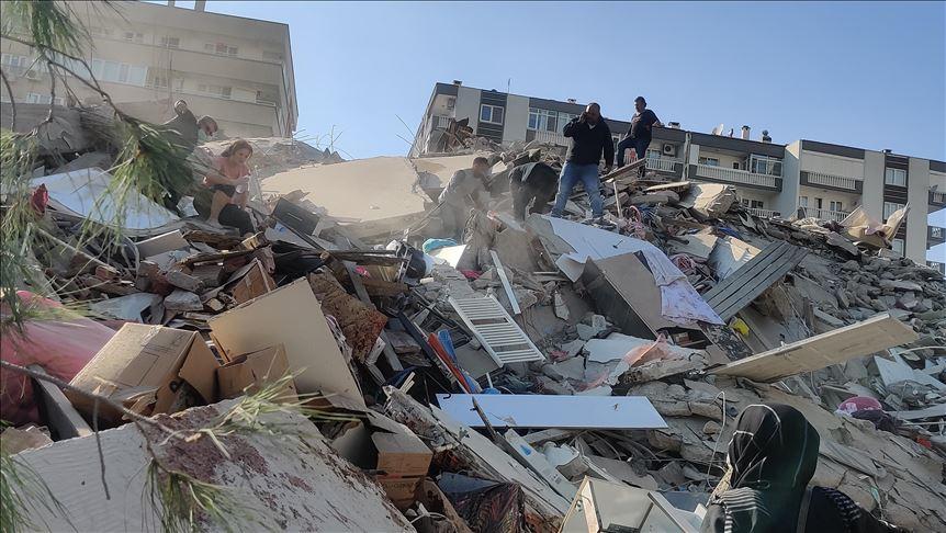 თურქეთში 6.6 მაგნიტუდის სიმძლავრის მიწისძვრა მოხდა
