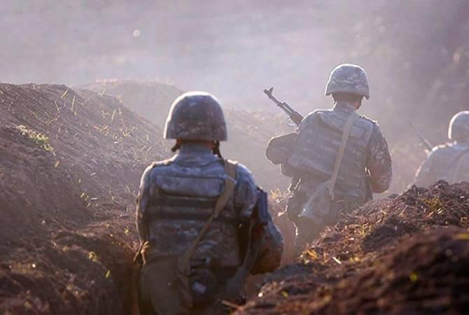 აზერბაიჯანმა ყარაბაღში დაკავებული სამი სომეხი სამხედრო გაათავისუფლა