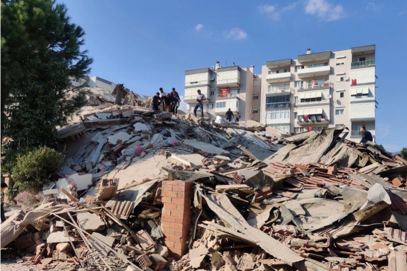 თურქეთში მიწისძვრას ოთხი ადამიანი ემსხვერპლა