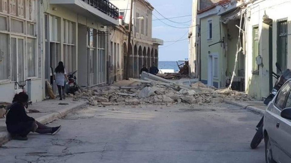 მიწისძვრის შედეგად, საბერძნეთის კუნძულ სამოსზე ორი არასრულწლოვანი დაიღუპა