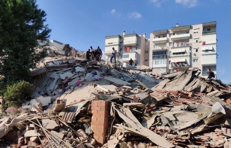 თურქეთში მიწისძვრის შედეგად გარდაცვლილთა რიცხვი გაიზარდა
