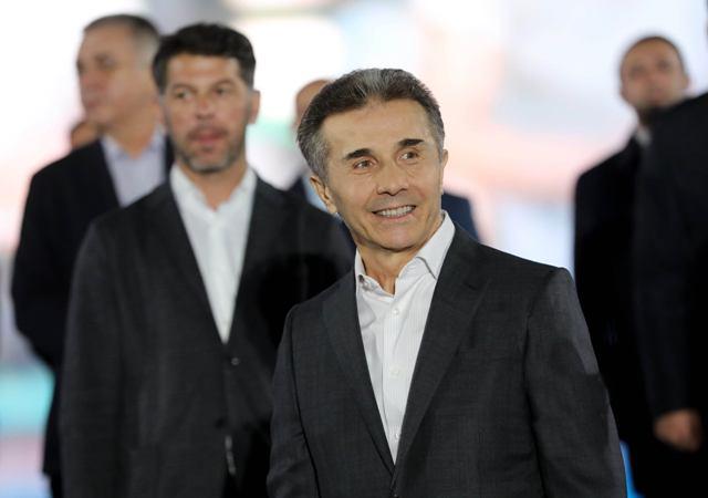 Bidzina Ivanishvili – We exclude coalition, we will come in power with solid majority