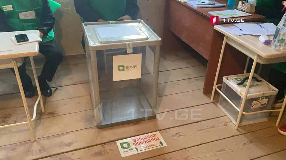 ხულოში, სოფელ წაბლანასა და წაბლიანაში ამომრჩეველი არჩევნებში მონაწილეობაზე უარს ამბობს
