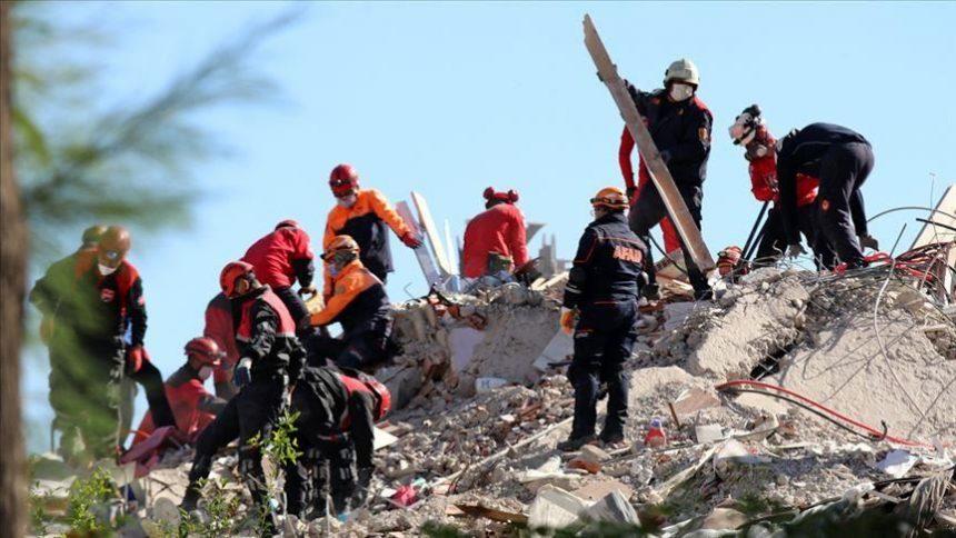 თურქეთში მიწისძვრის შედეგად გარდაცვლილთა რაოდენობა 36-მდე გაიზარდა