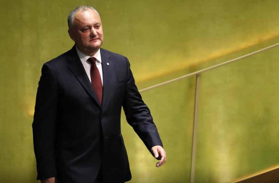 Moldovada bu gün prezident seçkiləri keçirilir
