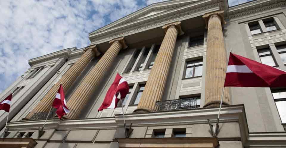 Վրաստանում անցկացված ընտրություններին հիմնարար ազատությունները ընդհանուր առմամբ պաշտպանված էր. Լատվիայի արտգործնախարարություն