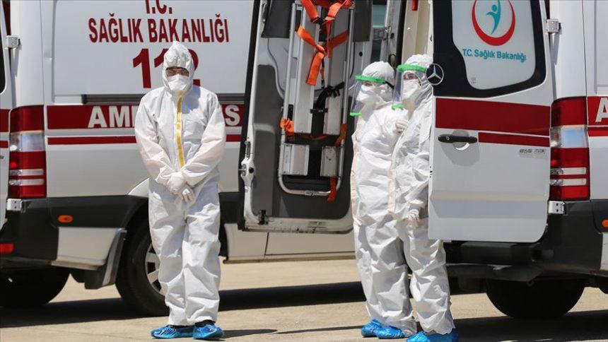 თურქეთში კორონავირუსის 5 532 ახალი შემთხვევა დაფიქსირდა