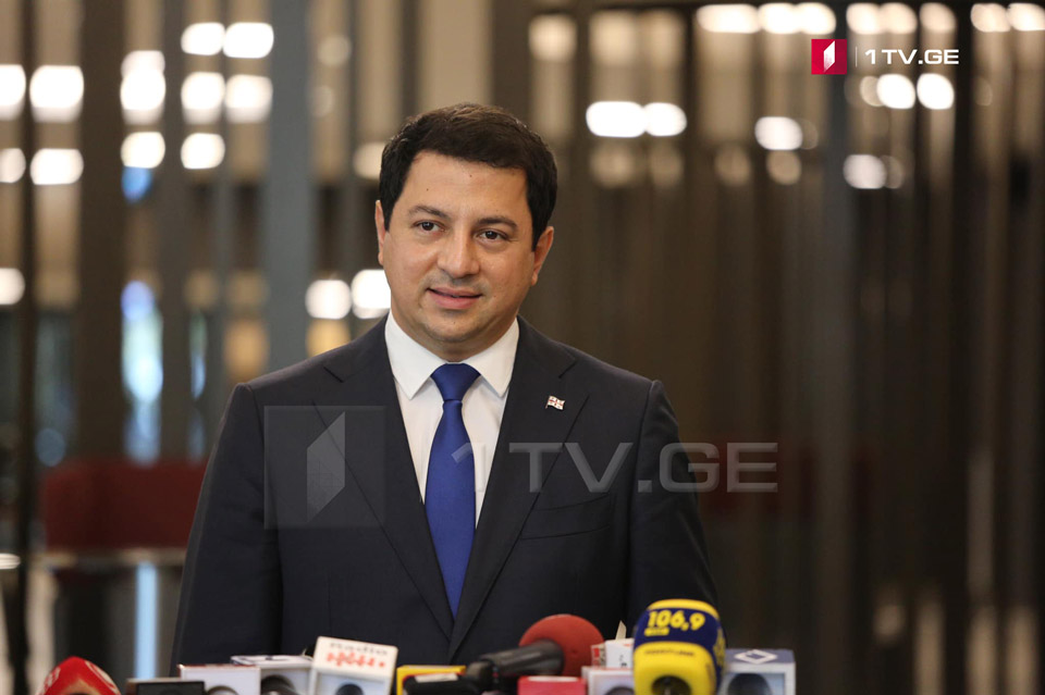 Archil Talakvadze: OSCE/ODIHR representatives reiteratetheir assessment that parliamentary elections were competitive, fundamental freedoms were respected