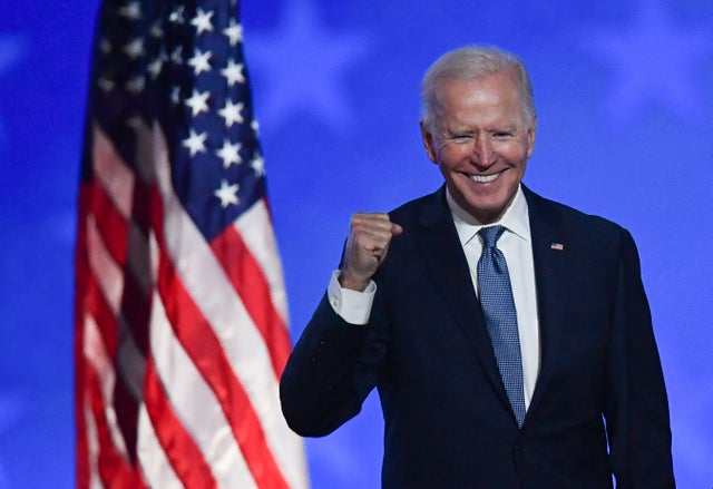 Joe Biden: America, I'm honored that you have chosen me to lead our great country